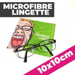 Lingette Microfibre 10x10