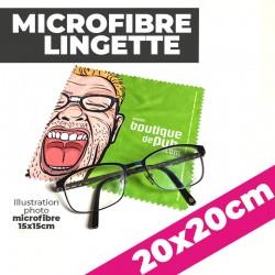 Lingette Microfibre 20x20