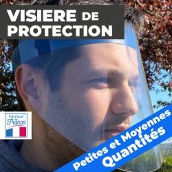 Visières de Protection - Petite Quantité