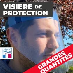 Visières de Protection - Grosse Quantité