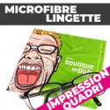 Microfibre - Lingette nettoyante