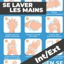 Covid 19 Conseil pour Bien se Laver les Mains