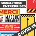 Covid 19 Conseil pour les entreprises
