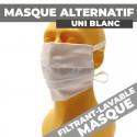 Masque Tissus et Usage Unique