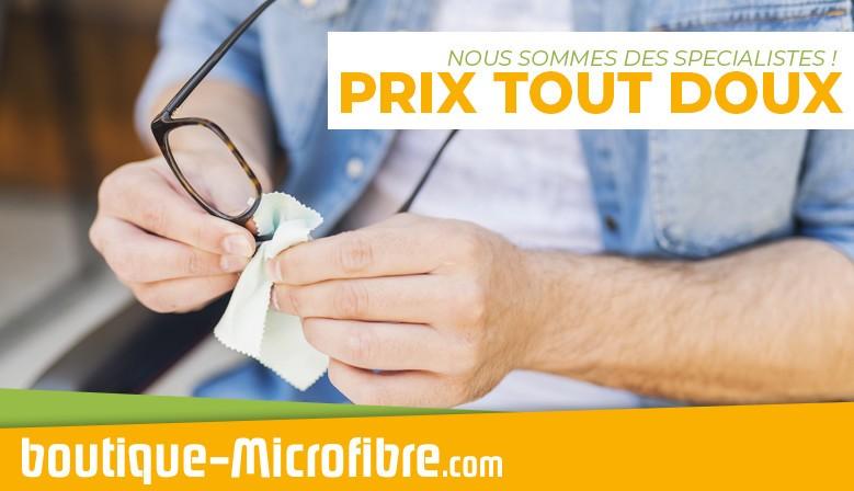 Microfibre lingette - Prix tout doux !
