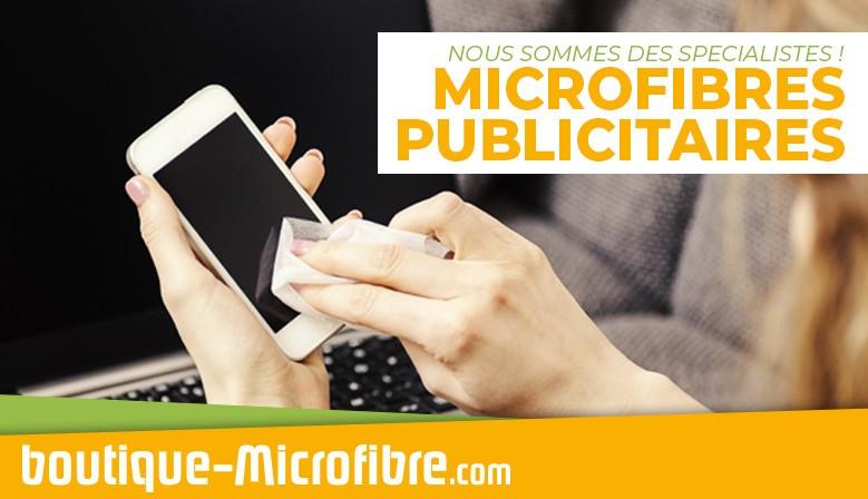 Microfibre personnalisée